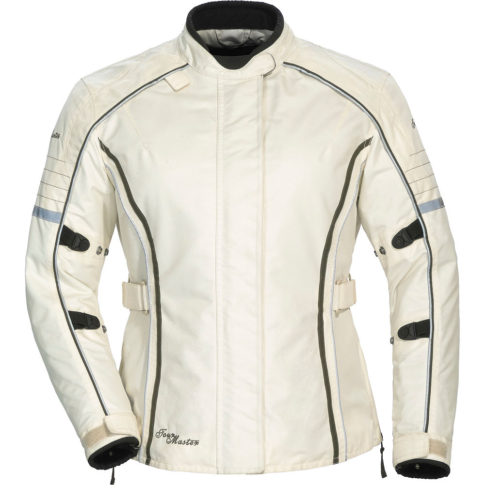 Tourmaster Trinity Series 3 Womens Textile Jacket Cream