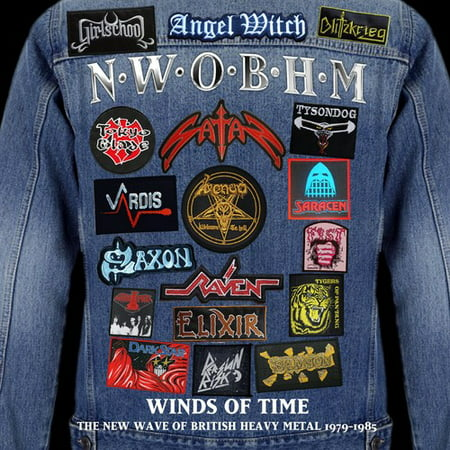 Winds Of Time: New Wave Of British Heavy Metal 1979-1985 / Various (CD)