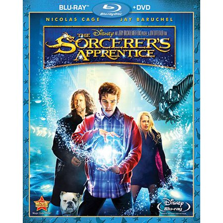 The Sorcerer's Apprentice (Blu-ray + DVD)