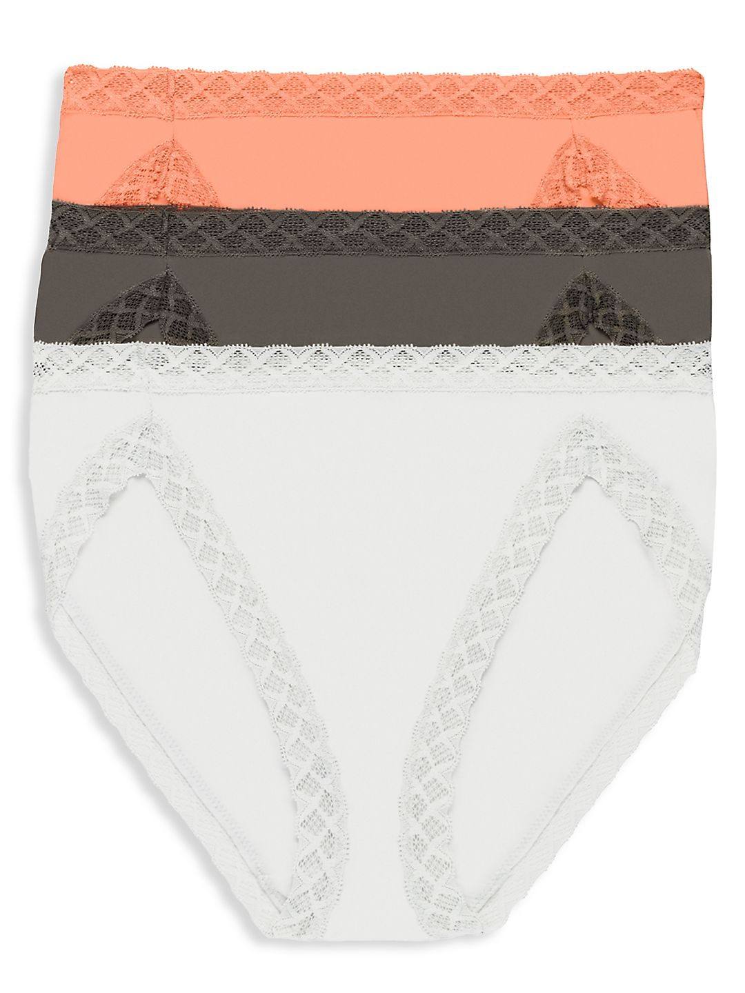Bliss 3-Pack French Cut Cotton Panties Set