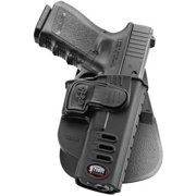 Fobus Left Hand Paddle Holster for Glock Rapid Release System Level 2