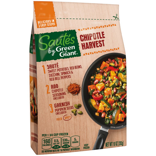 Green Giant Chipotle Harvest Sautes, 10 oz