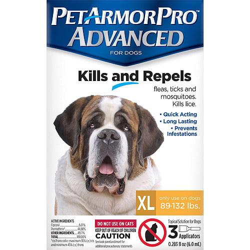 Pet Armor Pro Advanced XLarge (89-132 lbs)