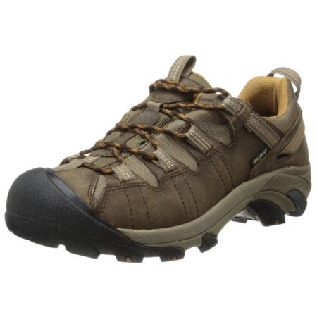 Keen Targhee Hiking Shoe - Keen Mens Targhee II Leather Waterproof Hiking, Trail Shoes