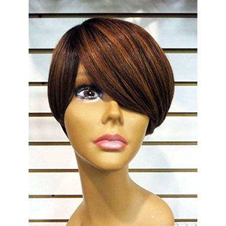 FreeTress Equal Futura Synthetic Hair Wig - ANNE (OP23330 - OMBRE PIANO COLOR)