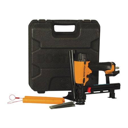 Factory-Reconditioned Bostitch SL1838BC-R 18-Gauge 5/16 in. Crown 1-1/2 in. Cap Stapler Kit (Refurbished) Cap Stapler Kit