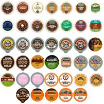 Coffee Pods: Assorted Brands