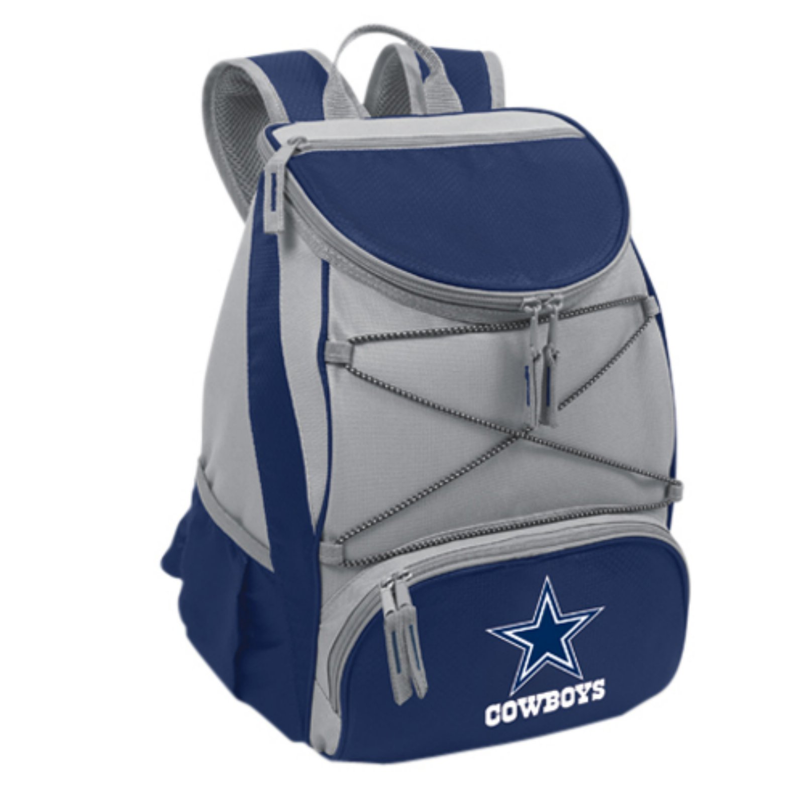 Picnic Time PTX Cooler, Navy Dallas Cowboys Digital Print
