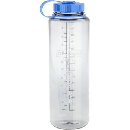 Nalgene 48oz Wide Mouth Water Bottle - Gray
