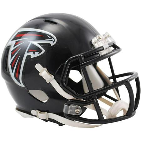 Mini Replica Football Helmet - Riddell Atlanta Falcons Revolution Speed Mini Football Helmet