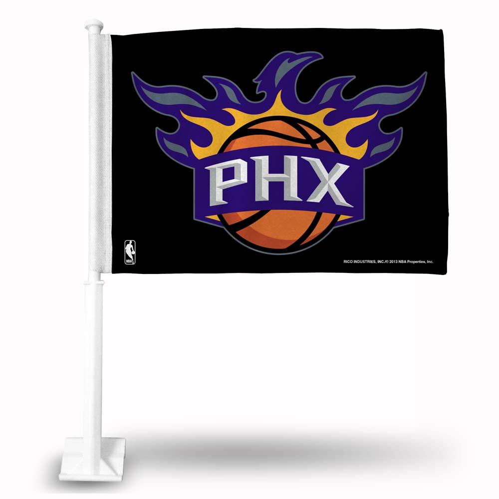 Phoenix Suns Car Flag
