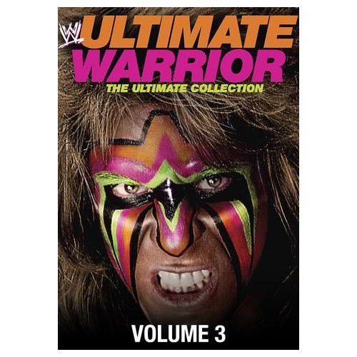 WWE: Ultimate Warrior - The Ultimate Collection (Volume 3) (2014)