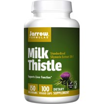 Vitamins & Supplements: Jarrow Formulas Milk Thistle