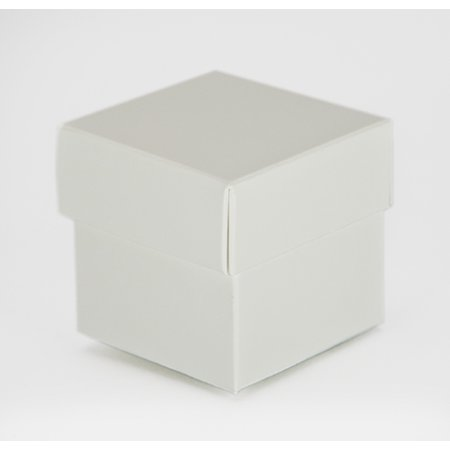 22 Small Gift Size 2 X 2 X 2 Inches 20 Pack Natural White Swirl Jewelry Gift Favor Boxes