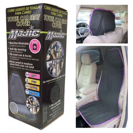 Towel Car Seat Cover Water Sports Yoga Gym Swimming Beach Outdoor Sweat Washable