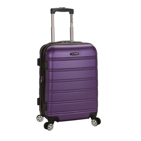 "Rockland Melbourne 20"" Hardside Expandable Carry On Luggage"