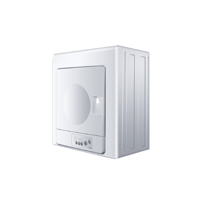haier 2 5 cu ft large capacity portable dryer. haier 2.6 cu. ft. portable electric vented dryer, hlp141e image 2 of 3 5 cu ft large capacity dryer