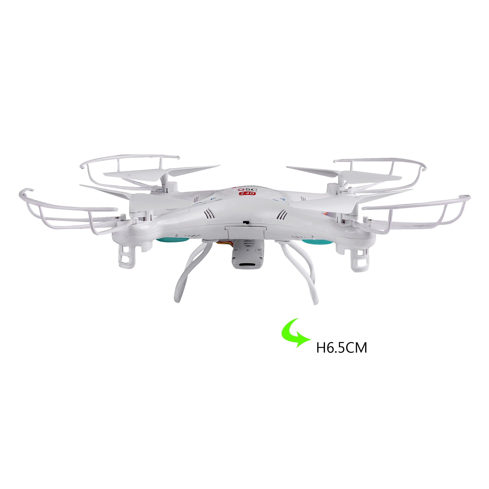 Drone Gopro Quadcopter Kamisco