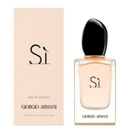 Armani Si by Giorgio Armani 3.4 oz EDP for women
