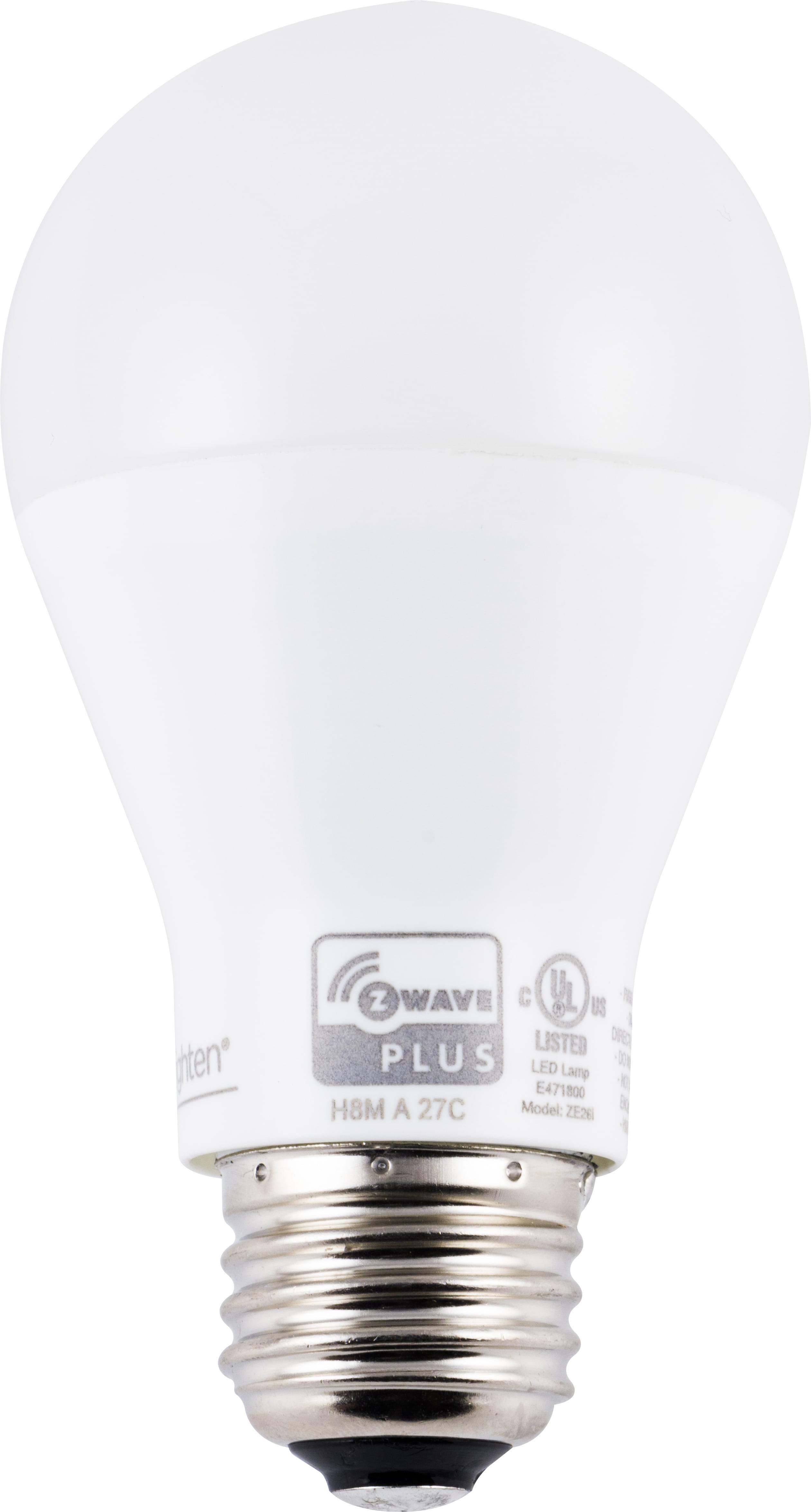 Enbrighten Z Wave Plus Dimmable Led Smart Bulb 60w