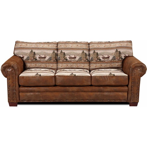 American Furniture Classic Alpine Lodge Sofa by American Furniture Classics