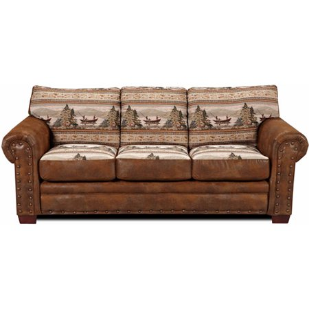 American Furniture Classic Alpine Lodge Sofa ()