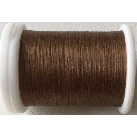 Premium Tying Thread - Brown 6/0, By MONTANA FLY COMPANY