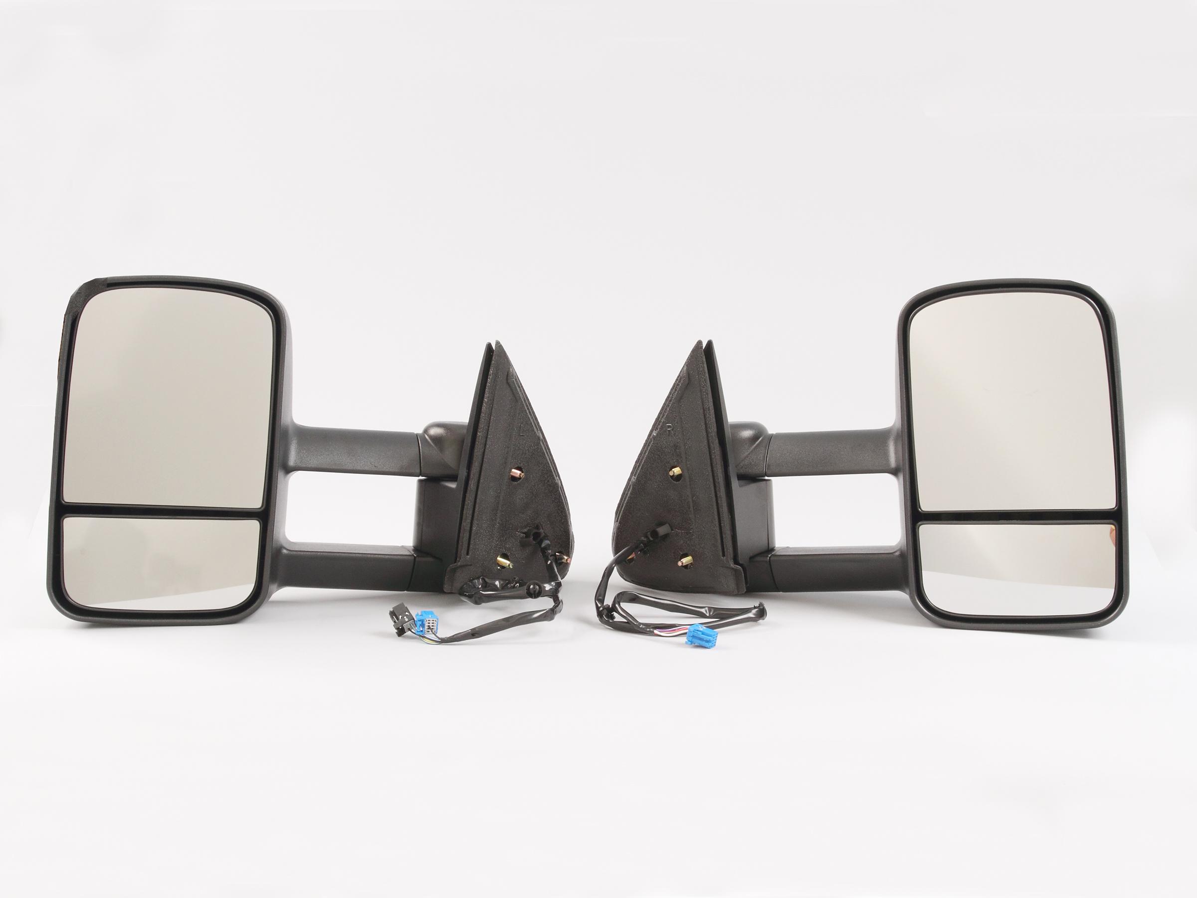 2003-2007 Silverado Sierra POWER+HEATED Foldable Side Mirror Right Passenger