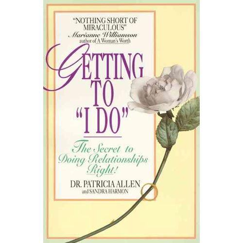 "Getting to ""I Do"""