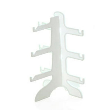 Black/white/clear Sunglasses Show Stand Rack Holder Frame Display Stand - image 1 of 4