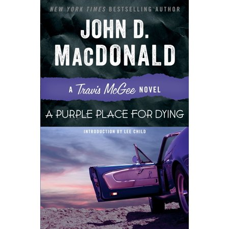 A Purple Place for Dying : A Travis McGee Novel (Best Places To Dive)