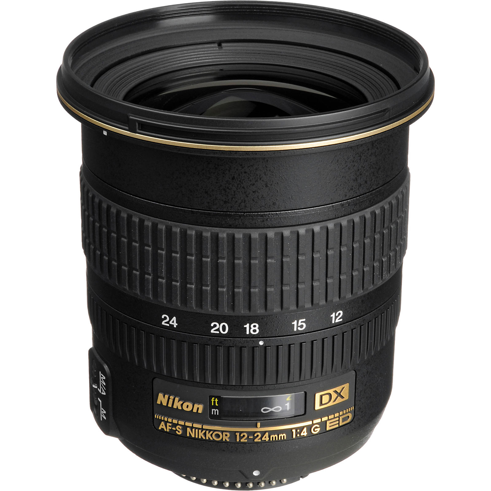 Nikon 12-24mm f/4 G DX AF-S ED-IF Zoom-Nikkor Lens
