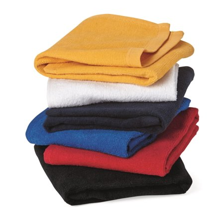 Velour Washcloths (OAD - Value Cotton Velour Hemmed Rally Towel)