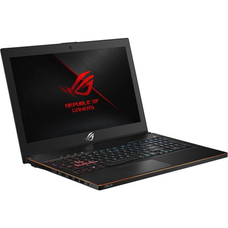 "Refurbished Asus ROG Zephyrus Ultra Slim Laptop 15.6"" 1TB, 16GB RAM, i7-8750H, GTX 1070 8GB GM501GS-XS74"