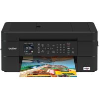 Brother Wireless All-in-One Inkjet Printer, MFC-J491DW, Multi-Function Color Printer, Duplex Printing, Mobile Printing