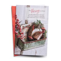 DaySpring  -  The Blessings We Share - 18 Premium Christmas Boxed Cards