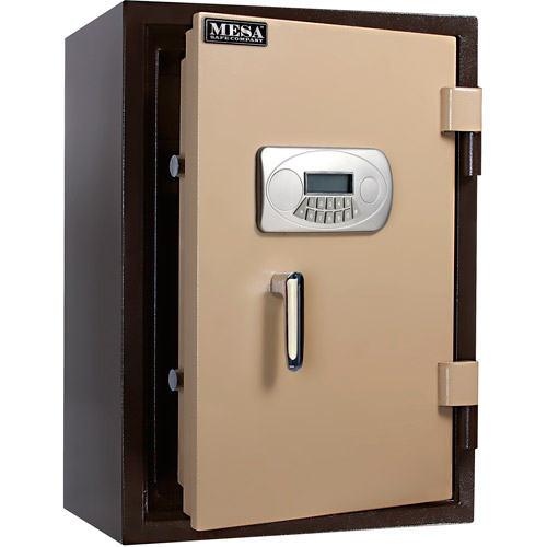 Mesa Safe 1.7 cu ft Steel Fire Safe with Electronic Lock, MF70E