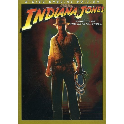 Indiana Jones And The Kingdom Of The Crystal Skull (2-Disc Special Edition) (Widescreen)