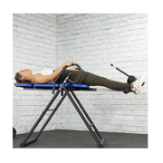 Best Chiropractic Tables - Inversion Table Pro Deluxe Fitness Chiropractic Table Exercise Review