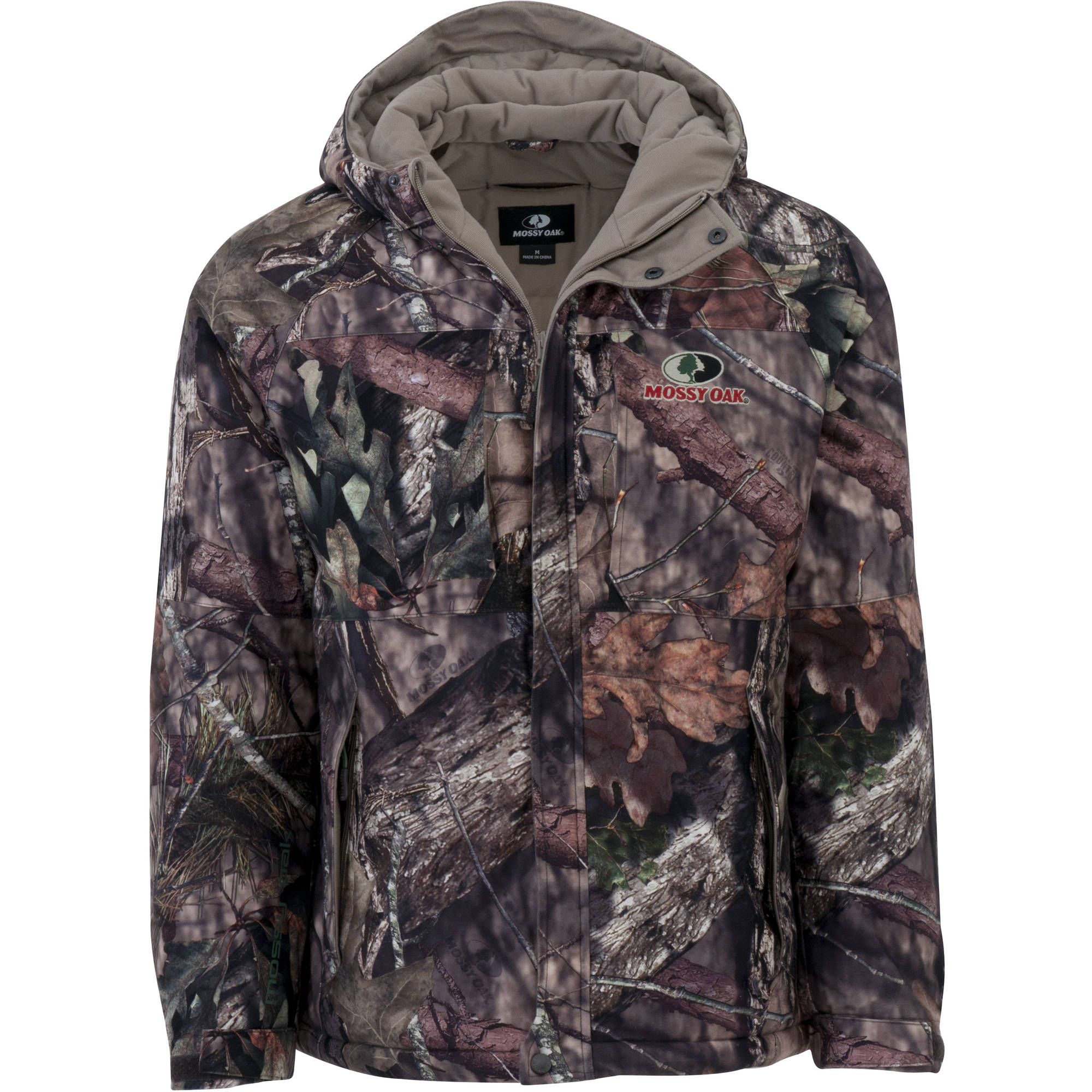 Mens Jacket Parka, Mossy Oak Breakup Country by Wuhu Huayang Clothing Group Co. Ltd