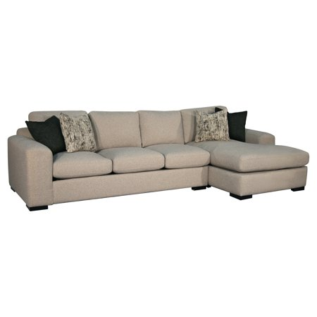 Fairmont designs venetzia 2 piece sectional sofa with for 5 piece sectional sofa with chaise