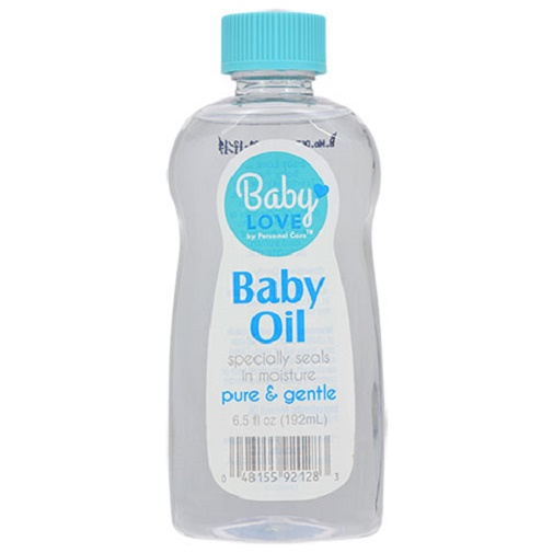 Personal Care Moisturizing Baby Oil (Pure and Gentle) 6.5 Fl Oz