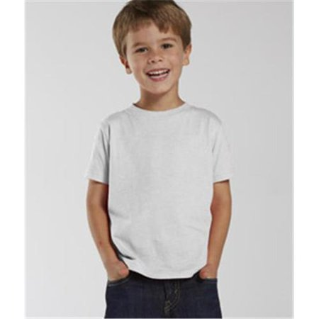 33b754847 Rabbit Skins - Rabbit Skins 3305 Toddler Vintage Kids T-Shirt, Blended  White, 2T - Walmart.com