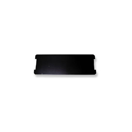 Console Indicator Shift Plate - Eckler's Premier  Products 50206021 Chevelle Console Shift Indicator Lens Backing Plate For Cars With Automatic Transmission