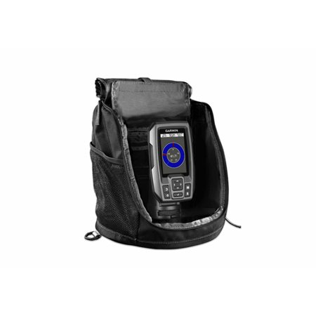 Garmin Fishfinder Protective Cover - Garmin Striker 4 Portable Bundle, 3.5 CHIRP Fishfinder with GPS & Portable Kit