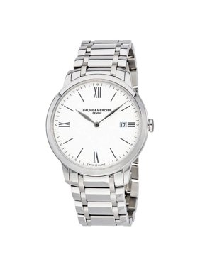 Classima White Dial Mens Watch 10354