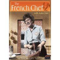 CHILD J-FRENCH CHEF (DVD/3 DISC) (DVD)