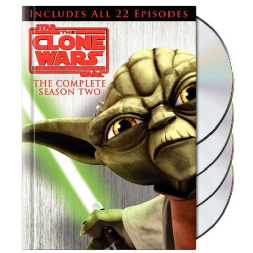 Star Wars: The Clone Wars - The Complete Season Two (Wide...