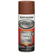 RUST-OLEUM 249419 Automotive Primer,Red,12 oz.