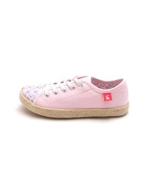 dfe22c8f6eb Product Image Kids Joules Girls Jnrplay Low Top Lace Up Fashion Sneaker